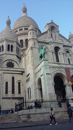 Sacre Coeur - Sagrado Coração - Paris | França