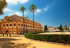 """The Royal Andalusian School of Equestrian Art Foundation, based in Jerez de la Frontera, is known all over the world thanks to its incredible show, """"How the Andalusian Horses Dance,"""" a unique exhibition of horsemanship which both exhibits and summarises the work which the institution has …"""