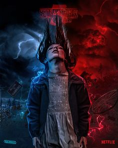 Things poster Welcome to the other side - by Pablo Ruiz Demogorgon Stranger Things, Bobby Brown Stranger Things, Stranger Things Have Happened, Stranger Things Aesthetic, Geek Culture, Another A, Star Wars Fan Art, Poster Making, Pictures