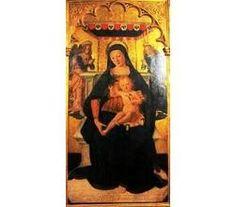 Saturnino Gatti: Madonna con il Bambino. Primo decennio del XVI secolo.