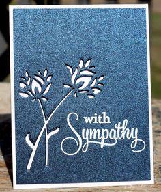 Scrap My Stash: Sympathy Card