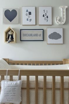 Baby Room Decoration - 12 Best Home Styling Ideas Gallery Baby Bedroom, Baby Boy Rooms, Baby Room Decor, Kids Bedroom, Nursery Decor, Room Baby, Handmade Baby Quilts, Pink Home Decor, Nursery Inspiration