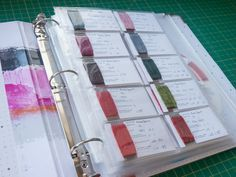 Keeping a Yarn Dyeing Notebook Fabric Yarn, How To Dye Fabric, Quilting Fabric, Motifs Textiles, Yarn Organization, Spinning Wool, Yarn Storage, Hand Dyed Yarn, Yarn Crafts