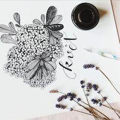 Květ. A blossom.