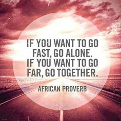 Funny pictures about African Proverb. Oh, and cool pics about African Proverb. Also, African Proverb. Team Quotes, Now Quotes, Life Quotes Love, Quotes To Live By, Teamwork Quotes Motivational, Quotes About Teamwork, Inspirational Quotes For Work, Inspire Quotes, The Words