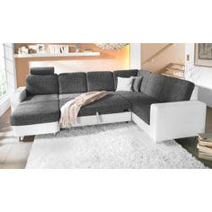 WOHNLANDSCHAFT - Polstermöbel mit Bettfunktion - Polstermöbel, Sofas, Sessel - Wohn- & Esszimmer - Produkte