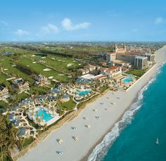 West Palm Beach Florida The Breakers