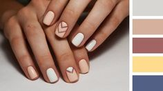 69 trendy nails design beach Source by alheidt nails Chic Nails, Stylish Nails, Trendy Nails, Strand Design, Beach Nails, Neutral Nails, Super Nails, Cute Acrylic Nails, Perfect Nails