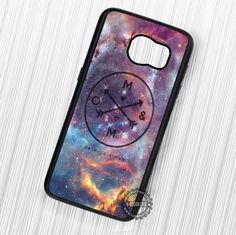 Galaxy Nebula Of Mice and Men Logo - Samsung Galaxy S7 S6 S5 Note 7 Cases & Covers