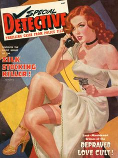 Special Detective - George gross
