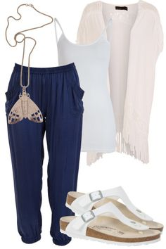 Holidays With Annie Outfit includes Birkenstock, Vigorella, and Wish - Birdsnest Australia