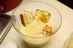 Rabbit and Garlic Soup