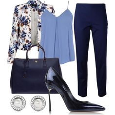 A fashion look from March 2015 featuring Dorothy Perkins tops, Jil Sander Navy capris and Casadei pumps. Browse and shop related looks.