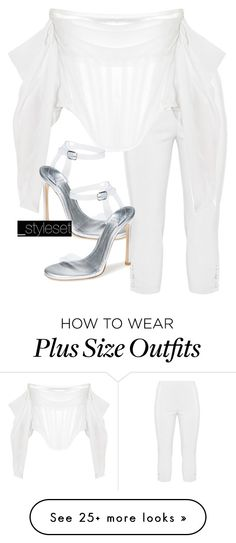 """""""Untitled #332"""" by christyvandenberg on Polyvore featuring Twister, Givenchy and Stuart Weitzman"""