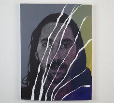 Portrait Bennett - Tom Ferson #Pintura