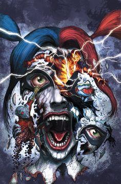 THE_NEW_SUICIDE_SQUAD_8 Es una revuelta sangrienta sobrehumana - y Deadshot y Harley están en la zona cero!  Se realiza el Escuadrón Suicida buscas?
