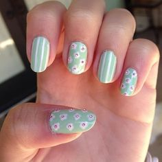 Beautiful nail art for girls #nails www.loveitsomuch.com