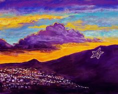 El Paso painting