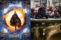 《奇異博士》電影27號香港上映!Marvel粉絲三大期待之處