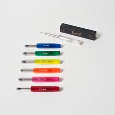 Kaweco Ice Sport Rollerball Pen Full color range... | Omoi Zakka Shop Blog