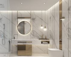 Toilet Design, Washroom, Interior Design, Mirror, House, Balcony, Furniture, Hotels, Trends