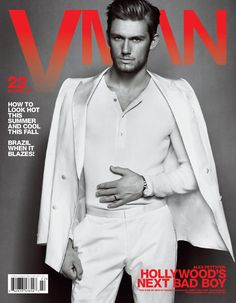 VMAN 22 Hollywood's next bad boy