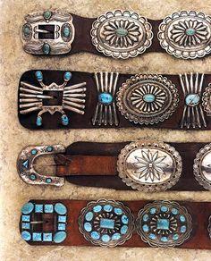 ☮ American Hippie Bohéme ☮  Boho Accessories ☮ Belts