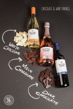 While some may argue that chocolate's sweet and bitter flavor profile make it difficult to pair with wine, we believe that these two are actually destined to be together. Here's how you can play matchmaker with these favorite wine and chocolate pairings.