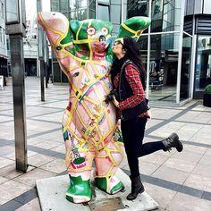 Ursinho de Berlim!  #bncviaja