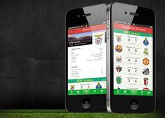 O aplicativo mobile Prognósticos, desenvolvido para iOs, mostra os principais prognósticos para jogos de futebol das principais ligas mundiais. Desenvolvido para o portal As Melhores Apostas Online, conta com uma API de troca e actualização de informação, que mantém o aplicativo constantemente actualizado.