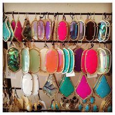 I want earrings like this!