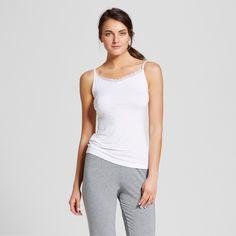 Women's Sleep Camisoles - Fresh White XS