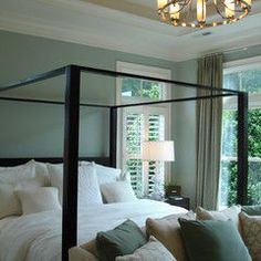 traditional bedroom by Carolina Lighting Gallery