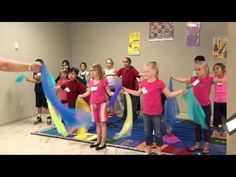 """Handel. La Rejoussance.  Scarf routine. They were performing for the """"snobby queen.""""   More Listening Fun by Denise Gagne and Dan Fee."""