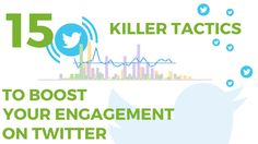 With 310 million active users, Twitter is the second largest social network worldwide and THE place to be for every social media manager.   Learn what, when and how to post best to your Twitter channels to catch your followers attention.   #Boost #Engagement #How to #Tactics #Tips #Twitter