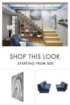 """""""Sem título #1502"""" by cmb51 ❤ liked on Polyvore featuring interior, interiors, interior design, home, home decor, interior decorating, Threshold and Thayer"""