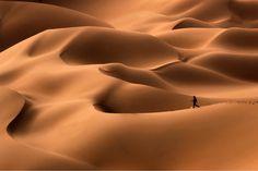 Oman | Crossing the Desert. credit: ONA. see on Fb https://www.facebook.com/SinbadsOmanPocketGuide #Oman #desert #travel #myOman #TravelToOman