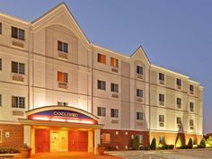 Clarksville (TN) Candlewood Suites Clarksville United States, North America The 2-star Candlewood Suites Clarksville offers comfort and convenience whether you're on business or holiday in Clarksville (TN). Featuring a complete list of amenities, guests will find their stay at the property a comfortable one. Service-minded staff will welcome and guide you at the Candlewood Suites Clarksville. Guestrooms are fitted with all the amenities you need for a good night's sleep. In so...