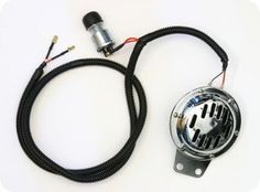 GOLF CART HORN KIT BUTTON WIRE HARNESS CLUB CAR YAMAHA EZ-GO -- Want to know more, click on the image.