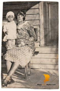 Antique Photo African American Woman with Child Old Black History Americana. https://blackhistoryphotos.com/collections/vintage-1940-present-photos-african-american