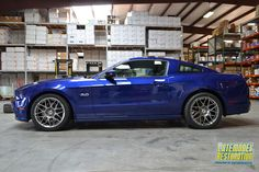 2013 Mustang GT.  Want!!!