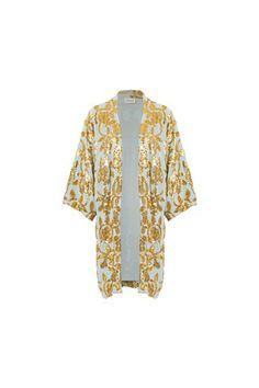 7b83f2ea2 My beautiful Ganni dress. Love at first sight Ganni Dress, Sequin Kimono,  Hollywood