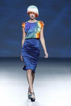 Madrid Fashion Week SS 2014: Maya Hansen