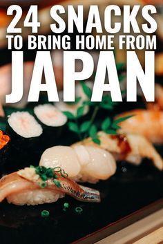 ViaHero   24 Snacks To Bring Home From Japan #JapanTravelIdeas