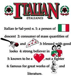 Italian!