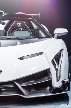 ❤ The Best of Lamborghini... ❤ Lamborghini Veneno Roadster
