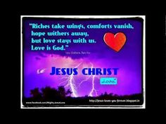 God's Love you will surely like it is a video to let you know about the facebook page. Watch it and like the page www.facebook.com/MightyJesusLove
