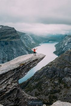 Trolltunga - Trying Times on the Trek to Norway's Most Famous Landmark