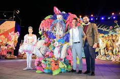 Grupo Mascarada Carnaval: Katsunari de Armas Álvaez, se ha convertido en la ...