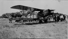 029009PD:  G-AUDG flown by Charles Kingsford Smith at Geraldton Showgrounds, 1922 http://encore.slwa.wa.gov.au/iii/encore/record/C__Rb3740407?lang=eng